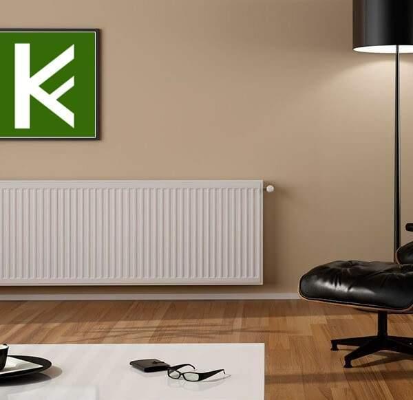 Батареи отопления Керми купить радиаторы Kermi FK0110504W02 цена FKO110504