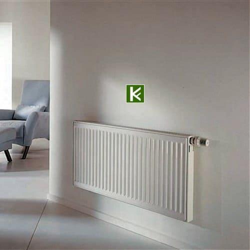 Радиаторы отопления Buderus K-Profil с боковым подключением