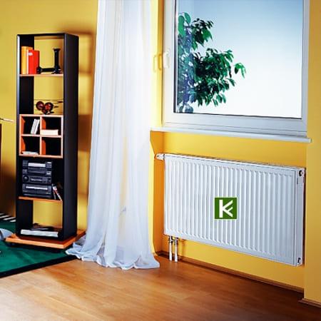 Радиаторы отопления Buderus VK-Profil с нижним подключением