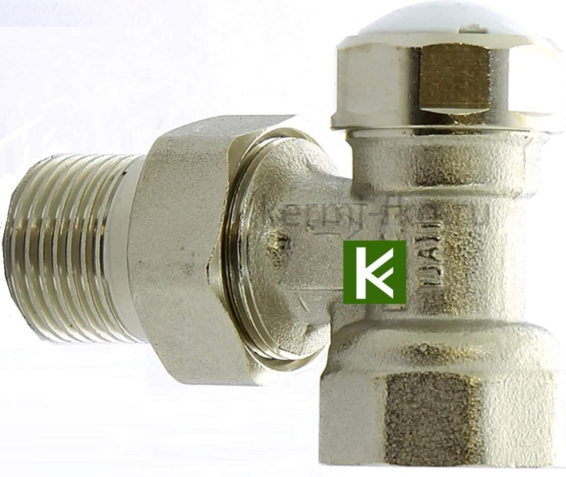 01350322 Emmeti вентильный кран балансировочный для радиаторов отопления