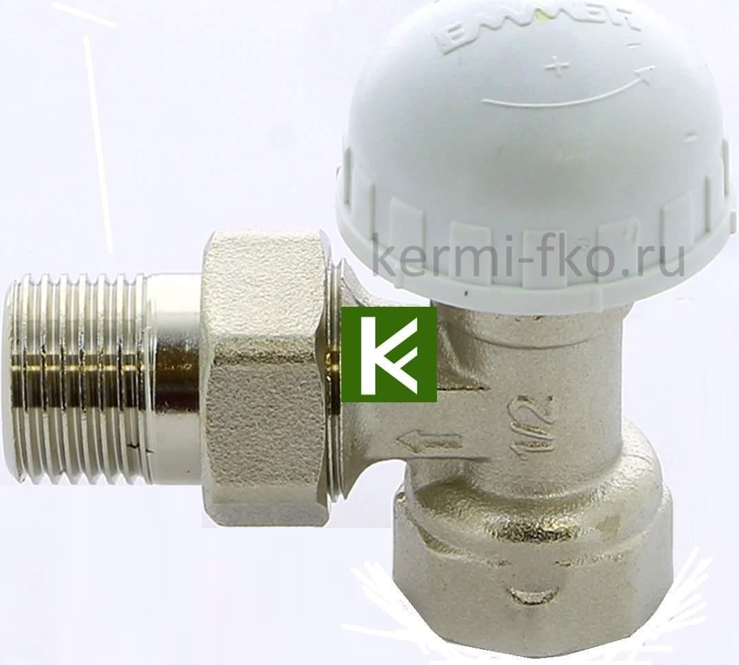 01350350 Emmeti вентильный кран термостатический для радиаторов отопления