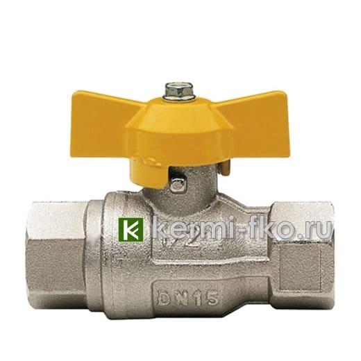 Кран шаровой для газа Itap BERLIN 072 (шаровые краны Итап)