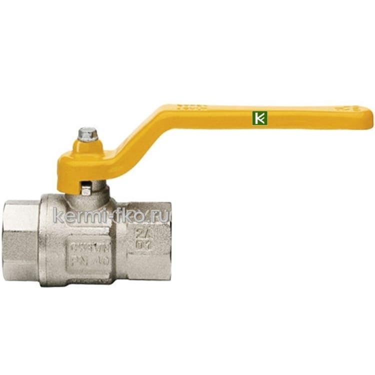 Кран шаровой для газа Itap London 066 (шаровые краны Итап)