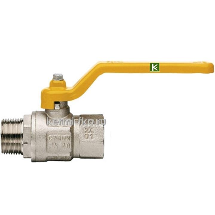Кран шаровой для газа Itap London 067 (шаровые краны Итап)