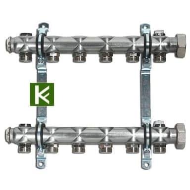 Коллекторы Kermi SHV для радиаторов отопления (коллектор Керми)