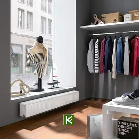Радиаторы отопления Kermi радиатор Керми