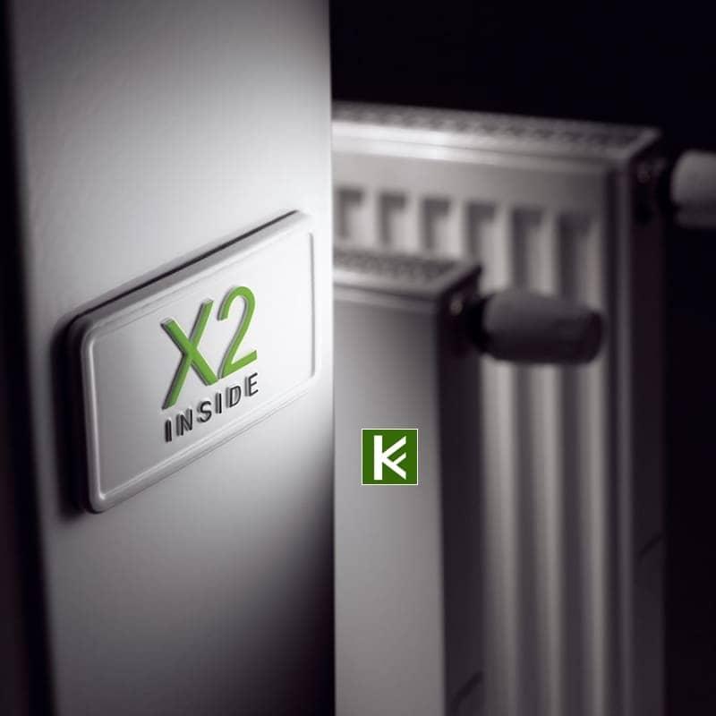 Радиаторы отопления Kermi FKO с боковым подключением