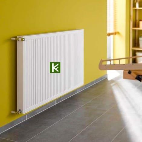 Радиаторы отопления Kermi FKO батареи отопления Керми фко