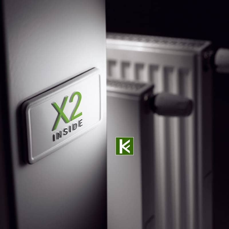 Радиаторы отопления Kermi FTV с нижним подключением