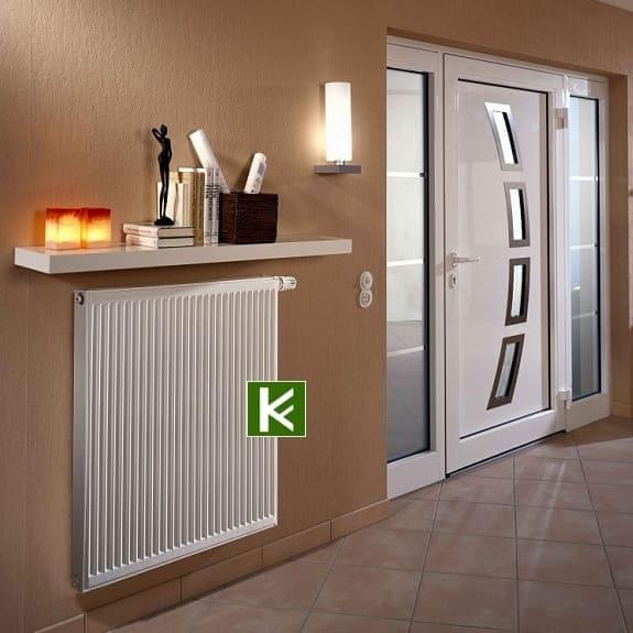 Радиаторы отопления Kermi FTV батареи отопления Керми фтв