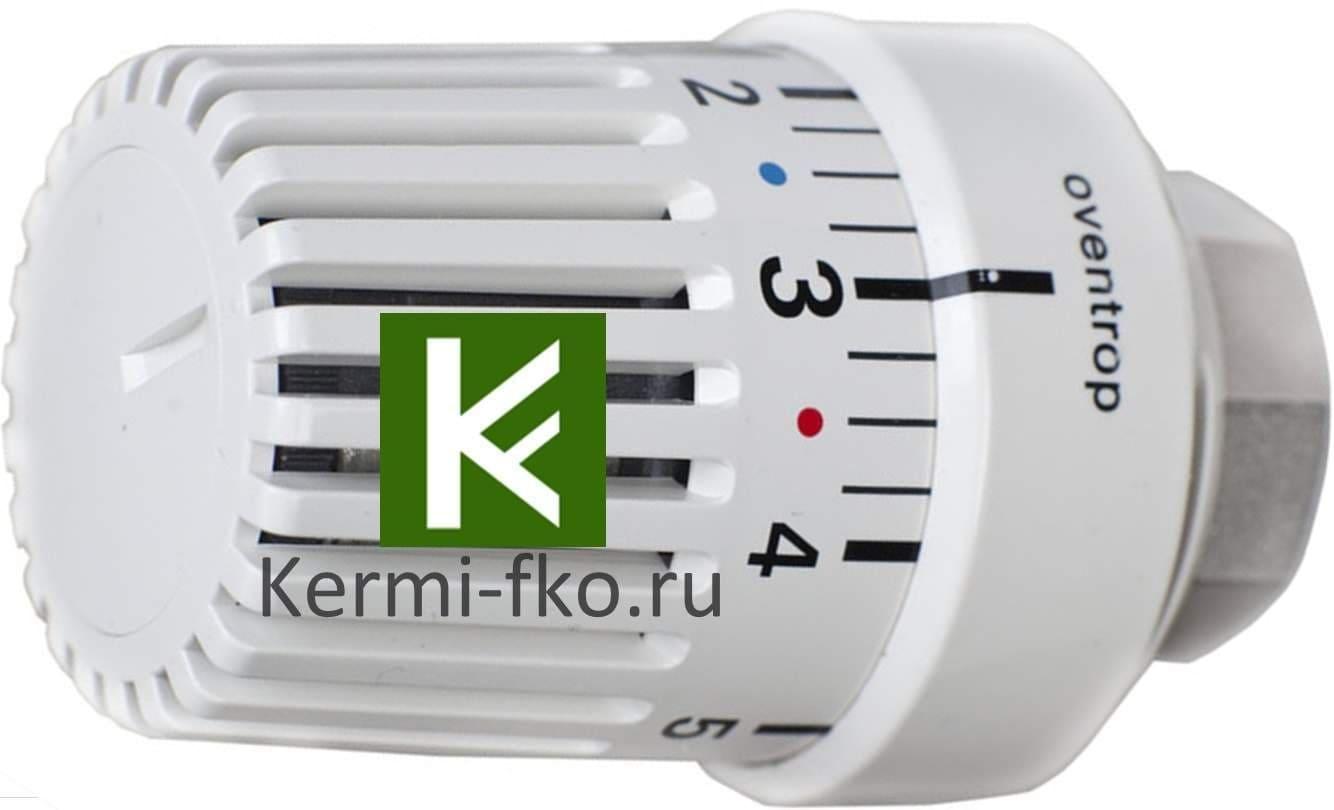 Термоголовки Овентроп термостаты 1011465 Oventrop Uni LH терморегуляторы для радиаторов отопления