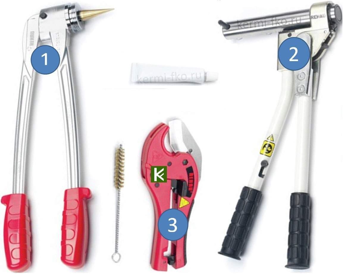 купить инструмент рехау опрессовщик Rehau Rautool M1 цена раутул м1 M1 цена 11377641005 rautool m1 1137764-005