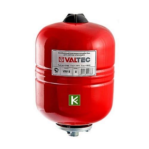 Расширительные баки Valtec для отопления (Валтек)