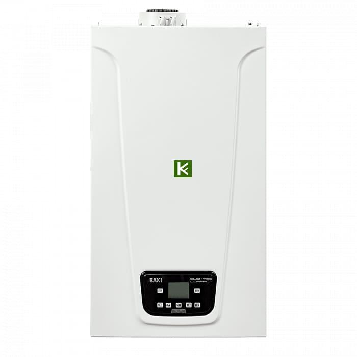 конденсационный газовый котел Baxi Duo-tec Compact Бакси