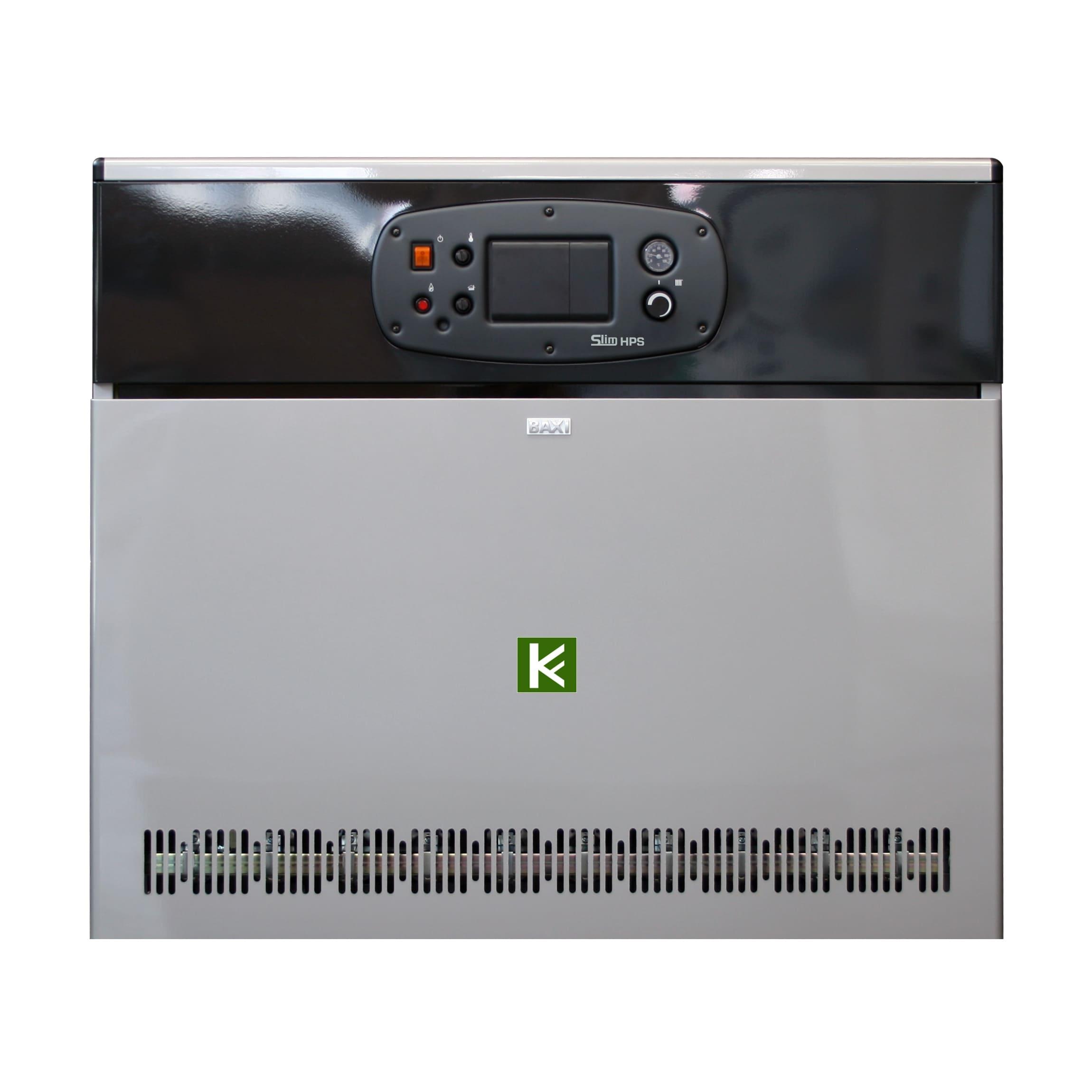 котел Baxi Slim HPS - напольные газовые котлы отопления Бакси