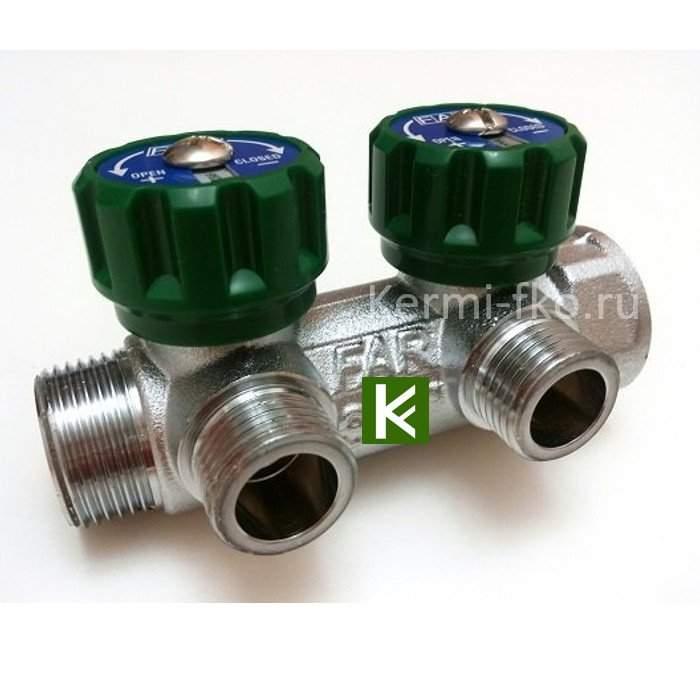 FAR FK 3821 Фар коллектор для воды