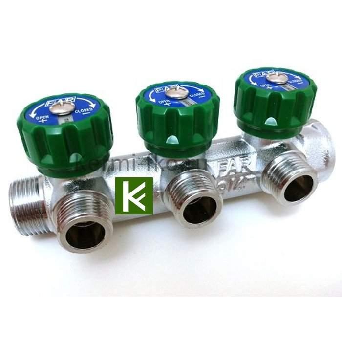 FAR FK 3822 Фар коллектор для воды