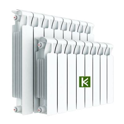 Радиаторы отопления Rifar Monolit 350 фото