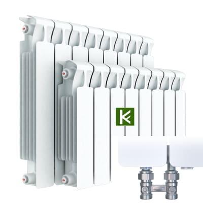 Радиаторы отопления Rifar Monolit Ventil 350 фото