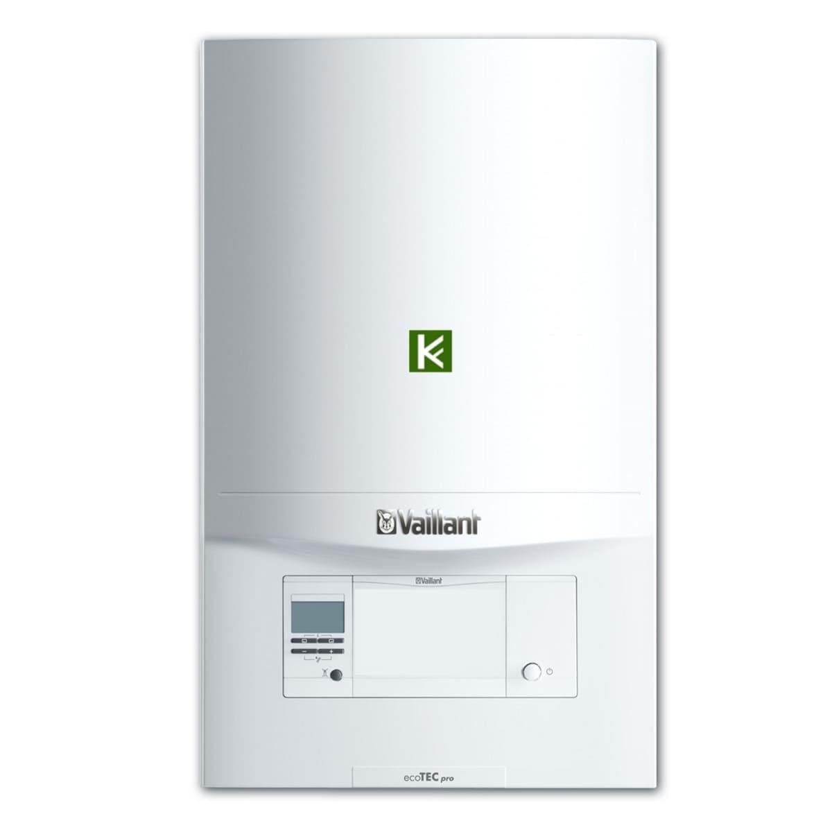 конденсационный газовый котел Vaillant ecoTEC Pro Вайлант