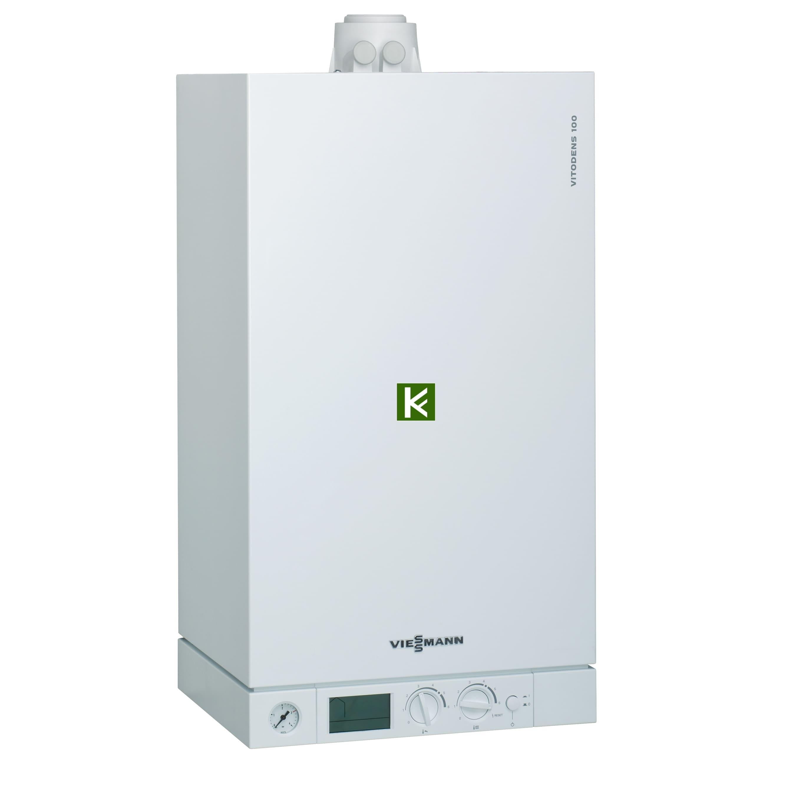 конденсационный газовый котел Viessmann Vitodens 100-W Висман