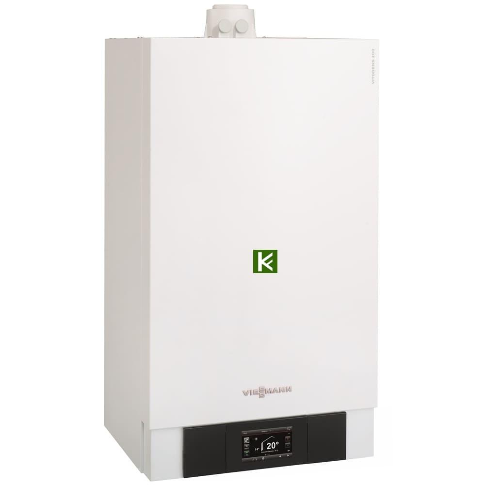 конденсационный газовый котел Viessmann Vitodens 200-W Висман