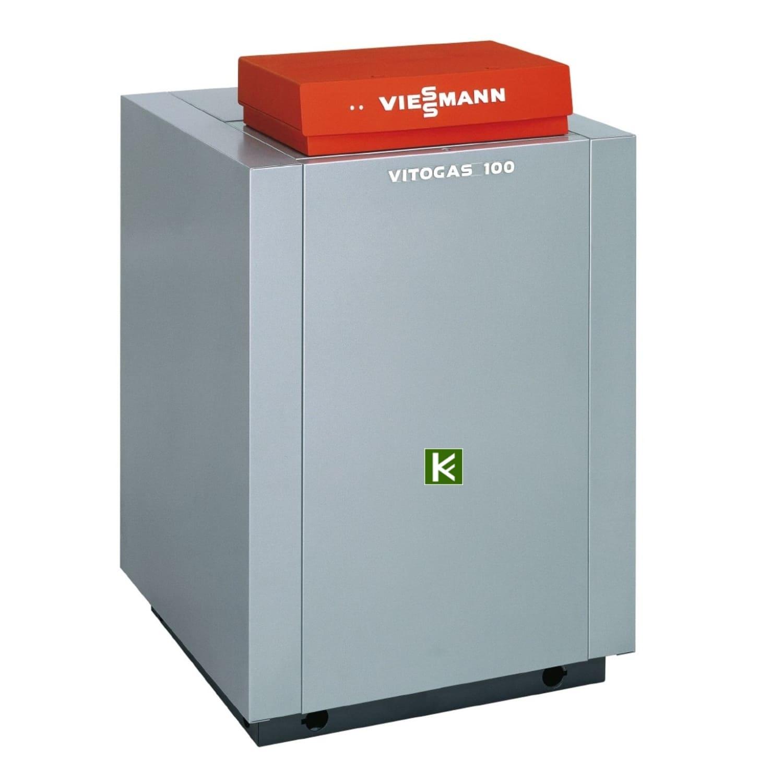 котел Viessmann Vitogas 100-F - напольные газовые котлы Висман