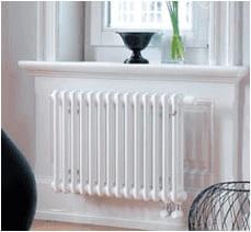 трубчатые радиаторы Zehnder Charleston Completto 2050 - радиатор отопления Зендер с нижним подключением