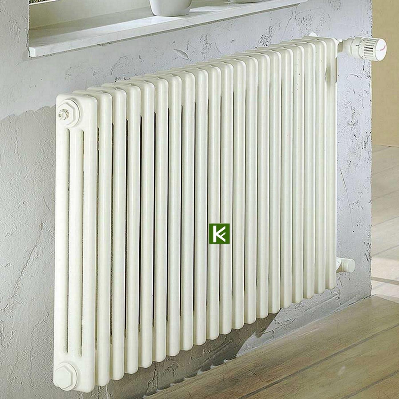 радиаторы отопления Zehnder Charleston 3057 - трубчатый радиатор Зендер 3057