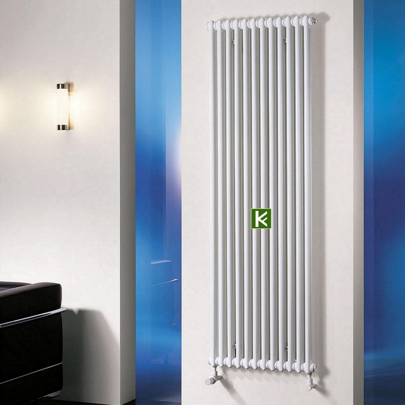 трубчатые радиаторы Zehnder Charleston 2180 - радиатор отопления Зендер с нижним подключением