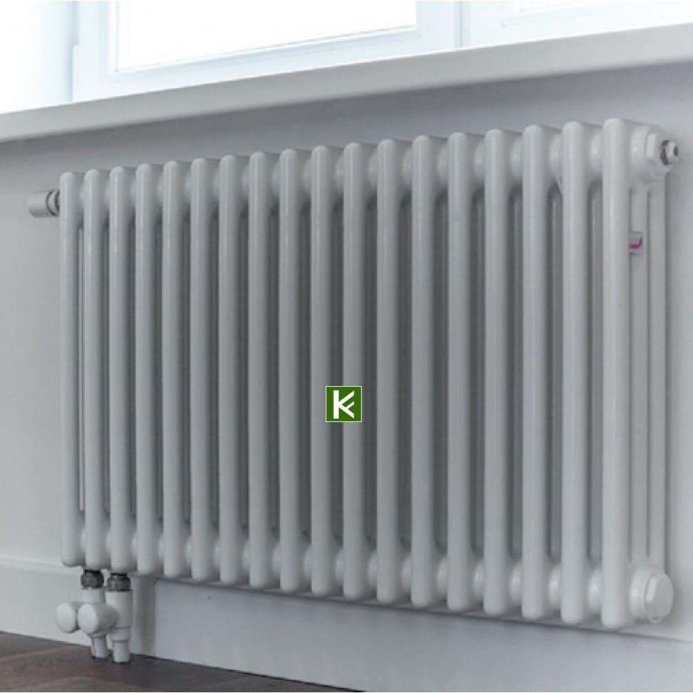 трубчатые радиаторы Zehnder Charleston Completto 3057 - радиатор отопления Зендер с нижним подключением