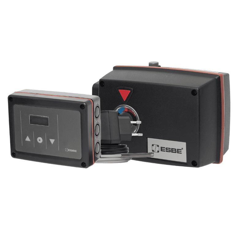 Контроллеры Esbe CRA120 для смесительных клапанов - приводы Эсби
