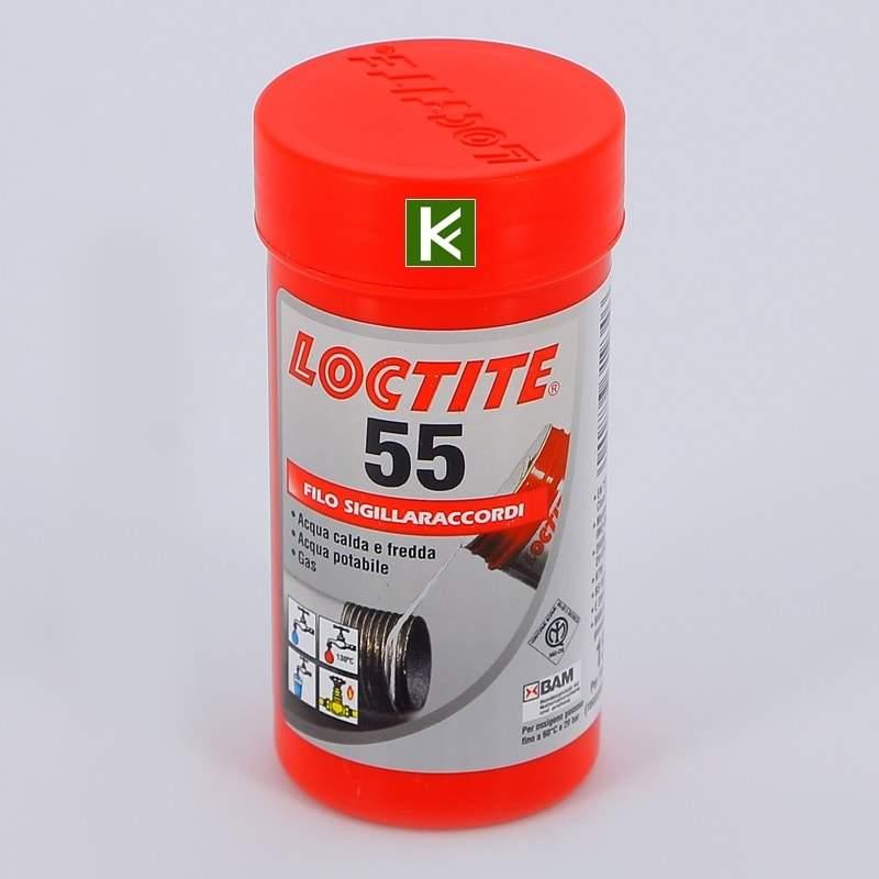 Нить для резьбовых соединений EMMETI Locktite 55 01516030