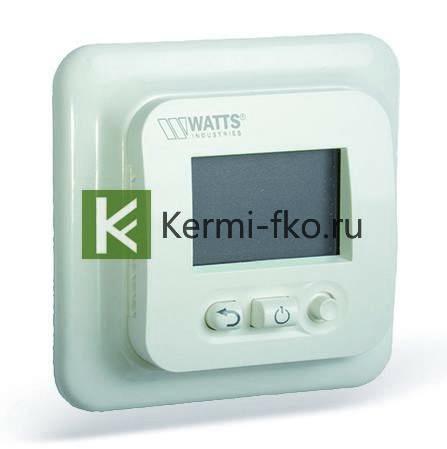 термостат Watts 10013392 - автоматика для водяного теплого пола
