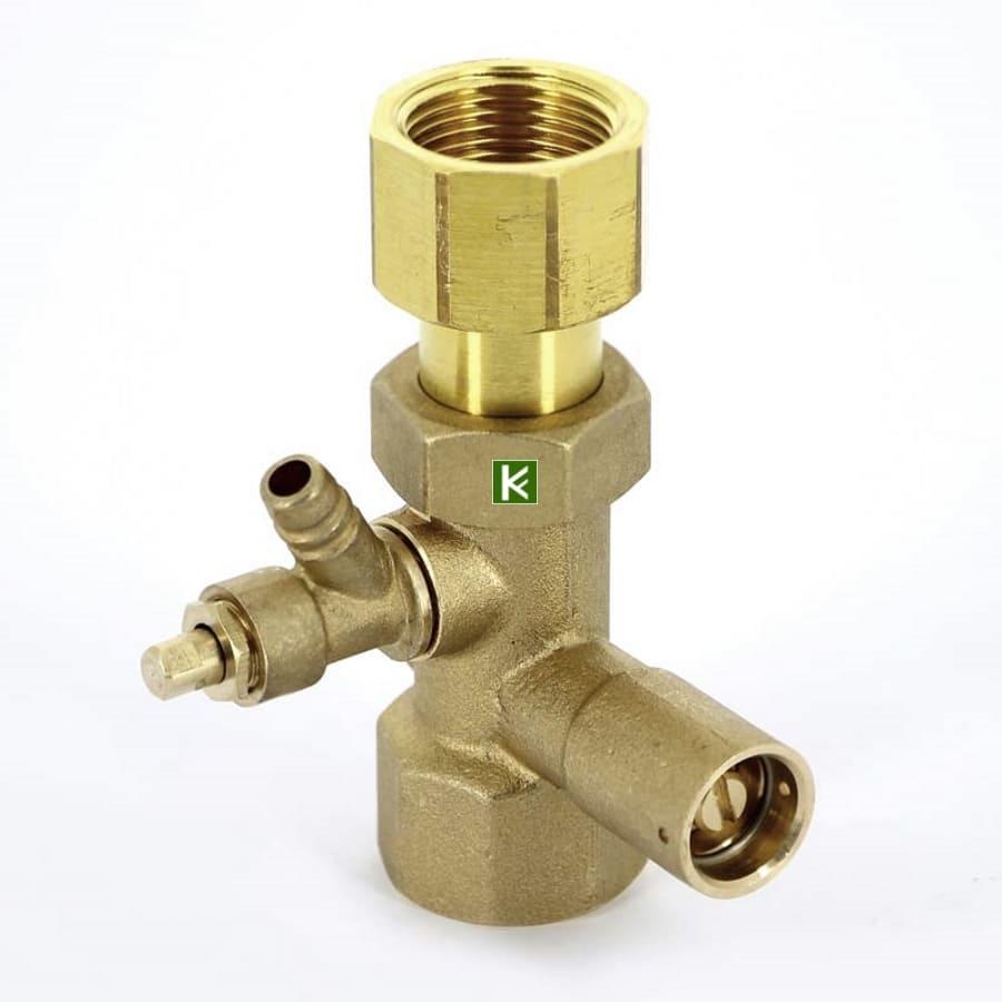 Отсечной кран (вентиль) для баков 10017947 Watts