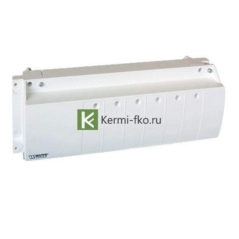 Коммутационный модуль Watts 10021121 - автоматика для водяного теплого пола Ваттс