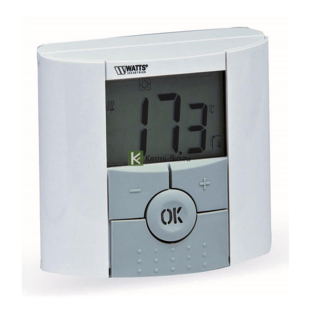 термостат Watts 10025806 - автоматика для водяного теплого пола