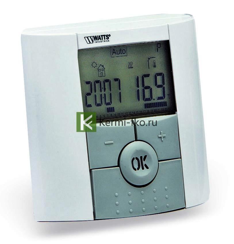 термостат Watts 10025807 - автоматика для водяного теплого пола