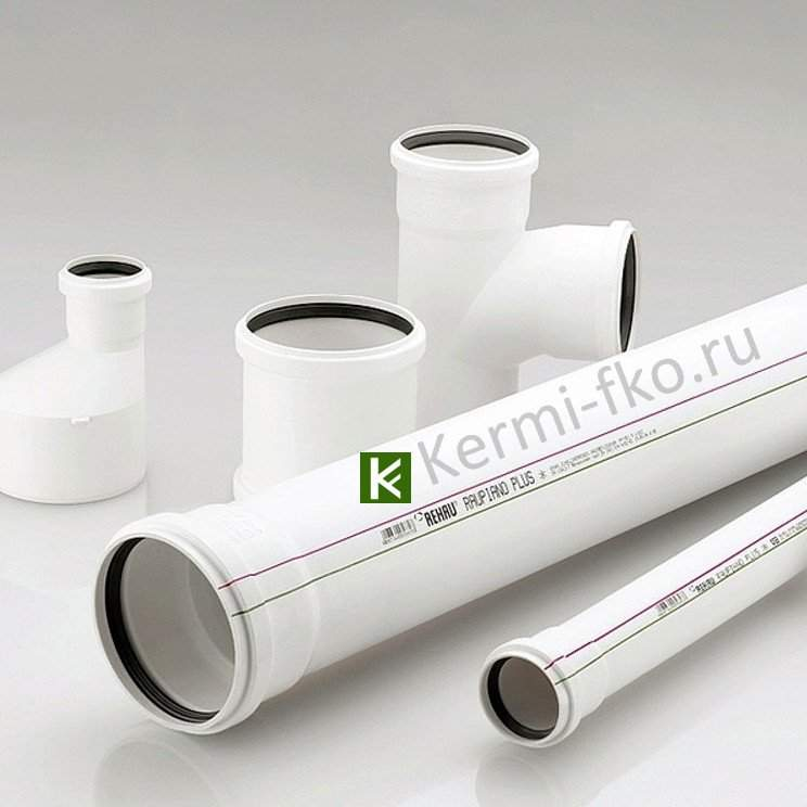 11202641003 Rehau Raupiano канализационная труба Рехау трубы для канализации
