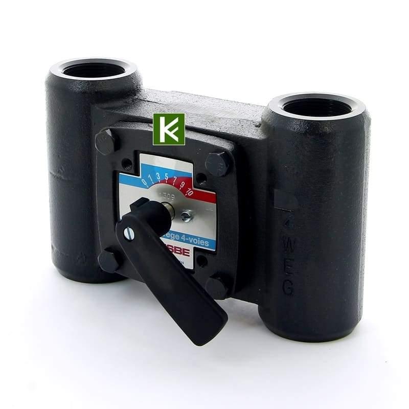 Смесительный четырехходовой клапан Esbe 4H 1135 18 00 - смесители Эсби