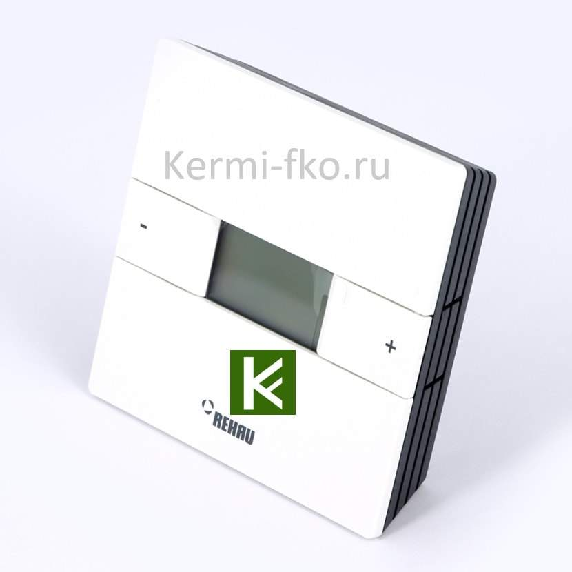 13360241001 Терморегулятор Rehau Nea H 24 В - теплый пол Рехау