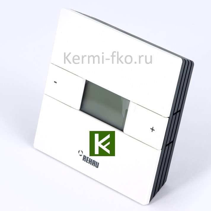 13370241001 Терморегулятор Rehau Nea HT 24 В - теплый пол Рехау