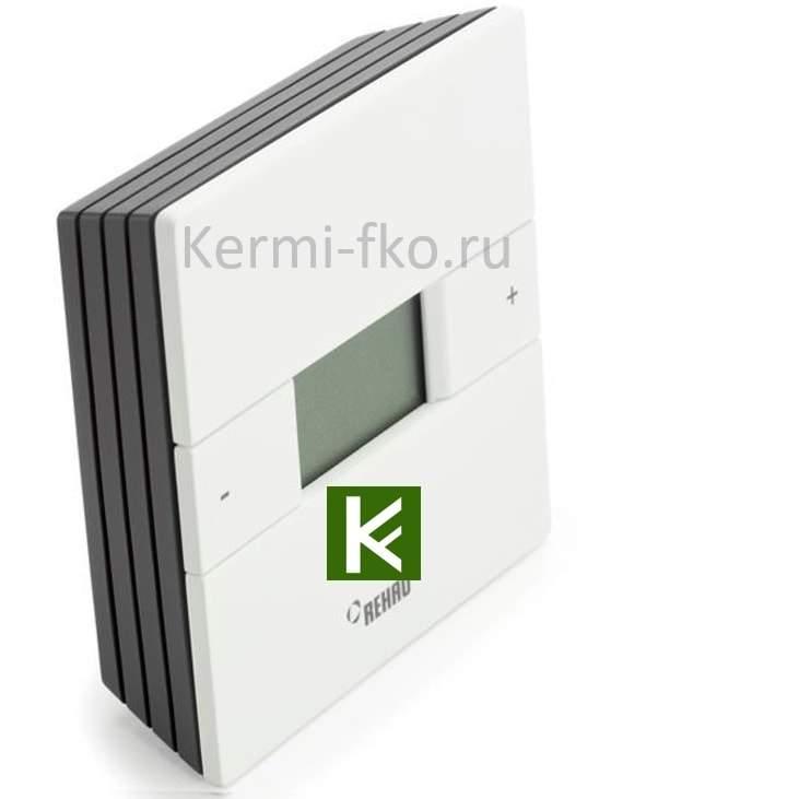 13382301001 Терморегулятор Rehau Nea HCT 230 В - теплый пол Рехау