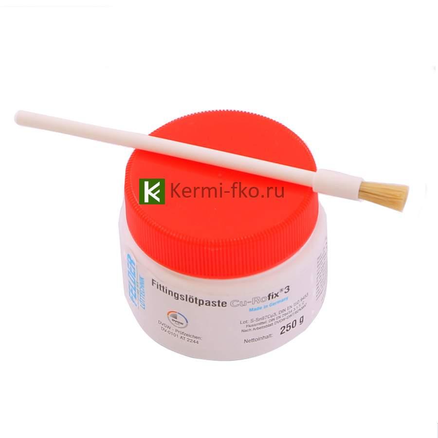 Флюс мягкого припоя Felder 2297605511 - Расходные материалы для пайки медных труб
