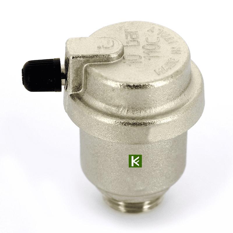 Воздухоотводчик автоматический ITAP 363 1/2' (автовоздушник Итап)