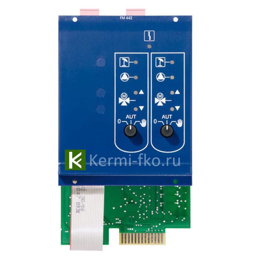 Функциональный модуль Buderus FM443 30006384 для котла Будерус