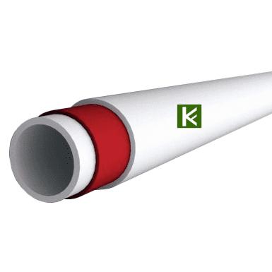 Полипропиленовые трубы Kalde PN20 - труба Кальде армированная стекловолокном