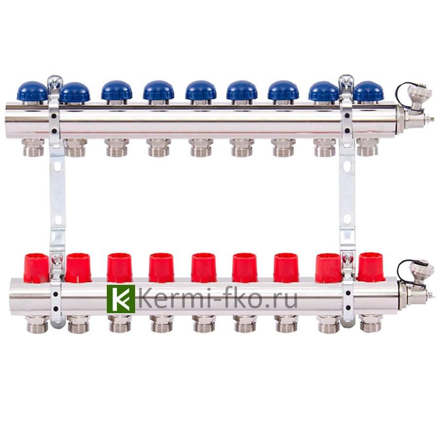 Uni-Fitt Коллекторы  для радиаторов отопления из латуни