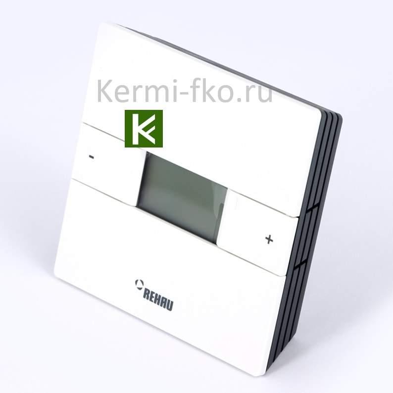 13380241001 Терморегулятор Rehau Nea HCT 24 В - теплый пол Рехау