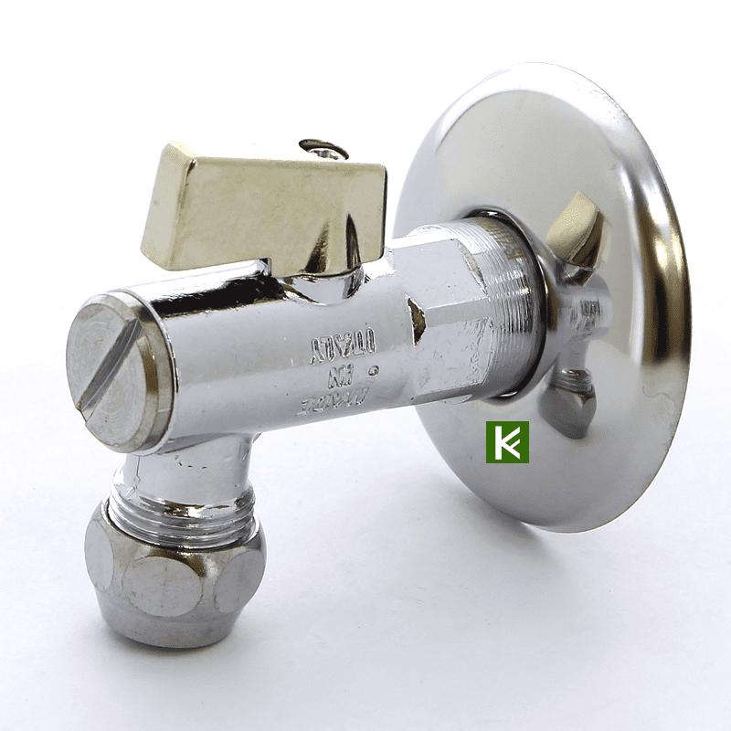 Краны шаровые Itap 906 1/2' для бытовой техники (Итап)